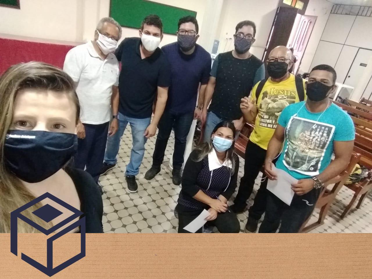Paraibuna Embalagens faz ação social com grupo de refugiados