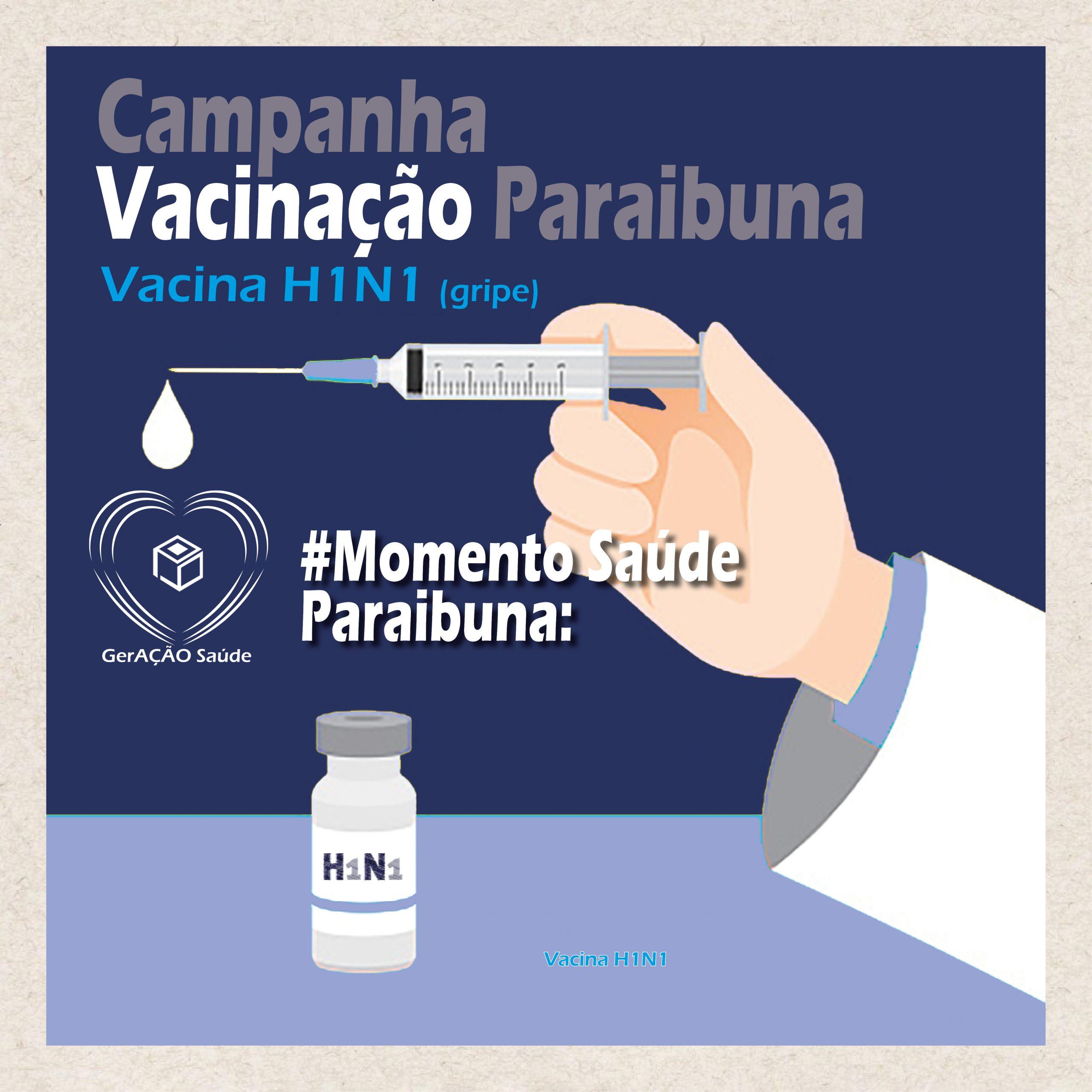Paraibuna Embalagens faz campanha de vacinação da H1N1