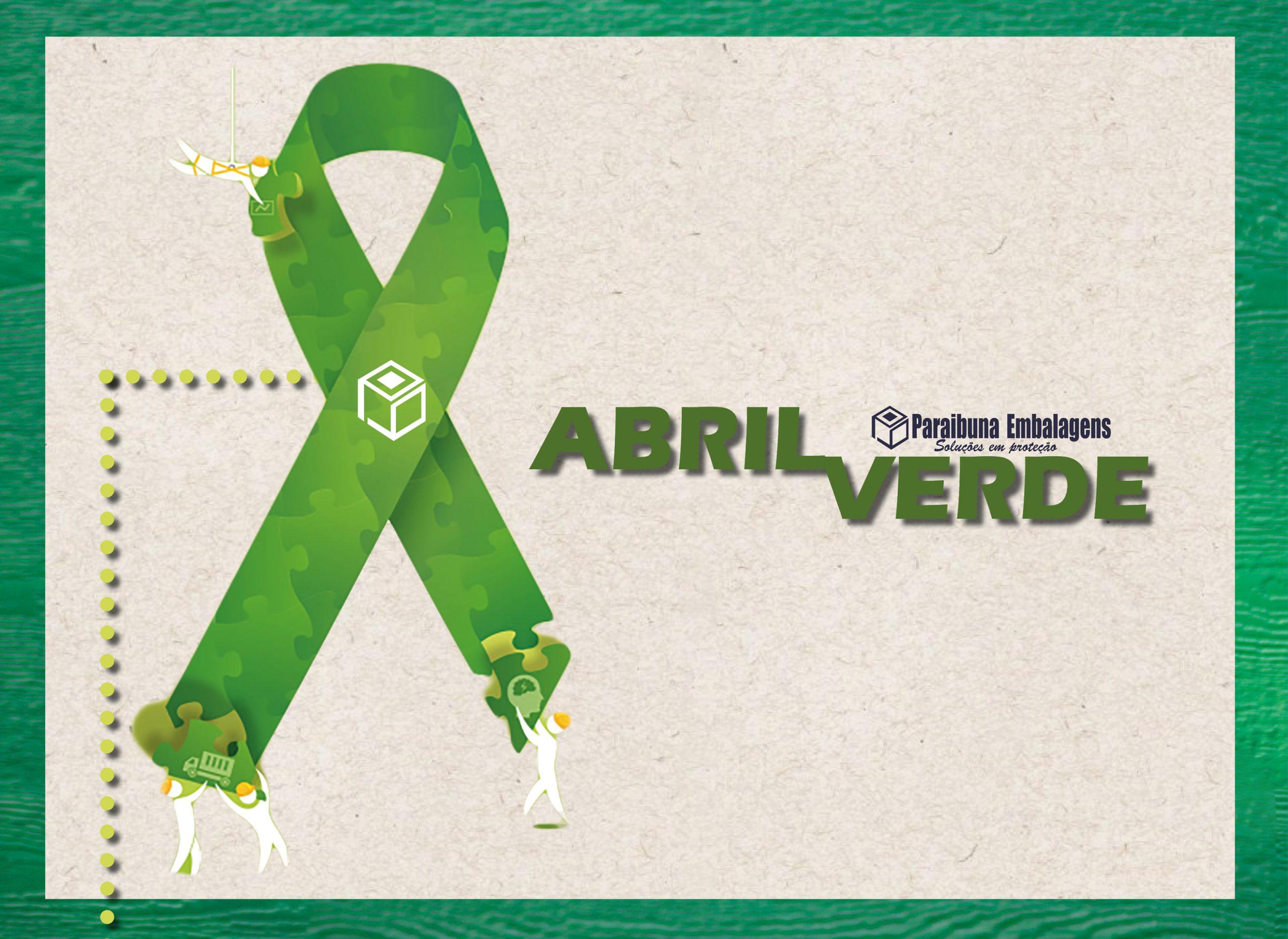 Abril Verde: Conscientização sobre saúde e segurança do trabalho.