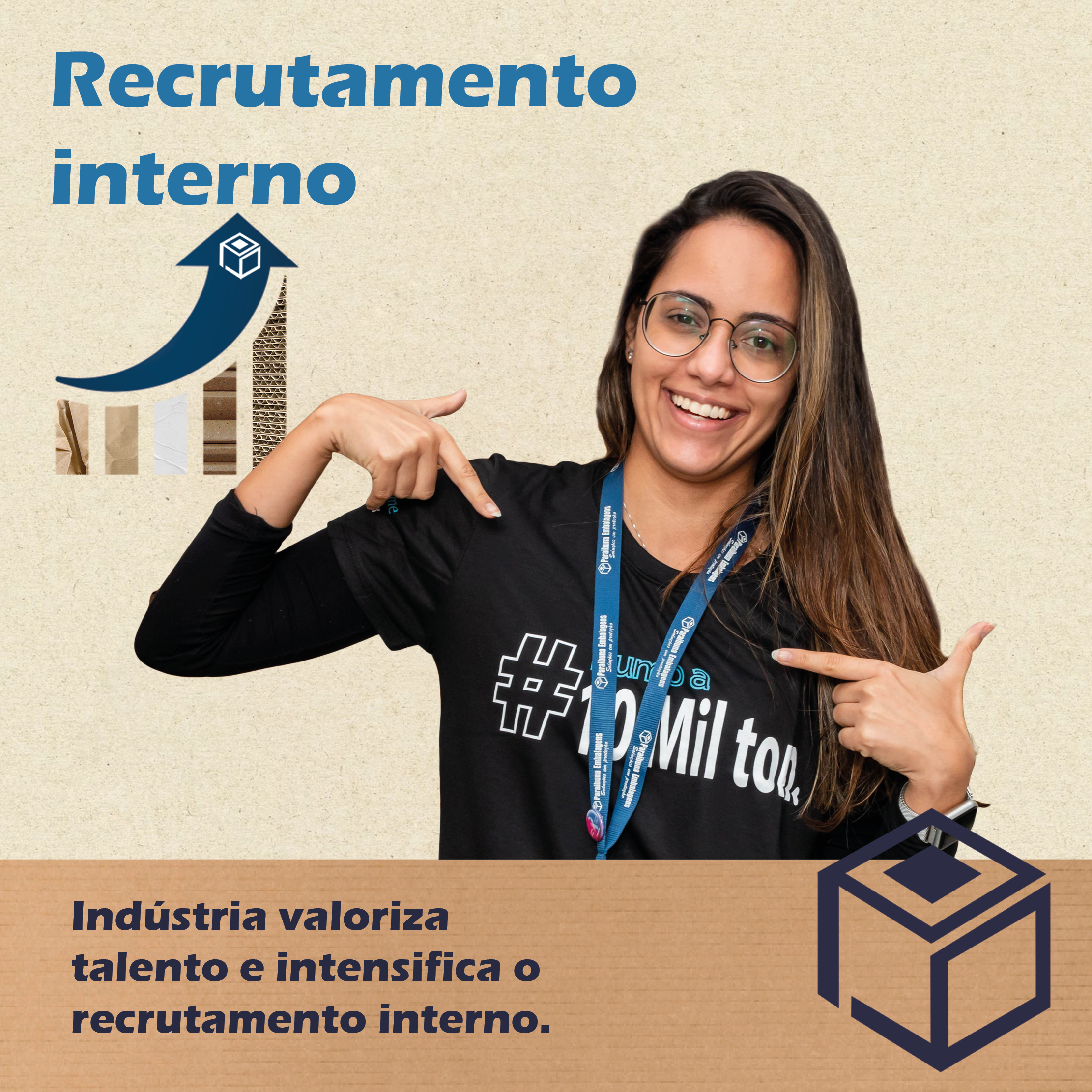 Indústria valoriza talento e intensifica o recrutamento interno
