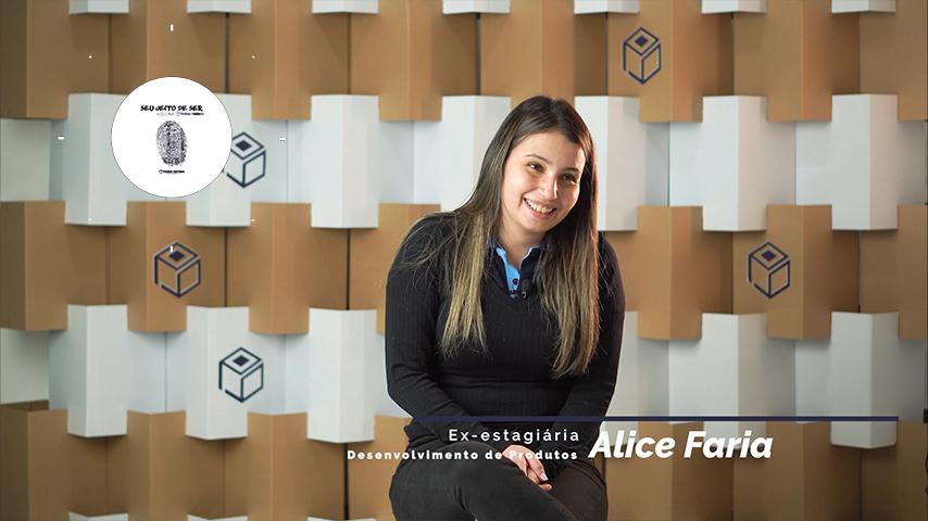 Programa Seu Jeito de Ser – Alice Faria.