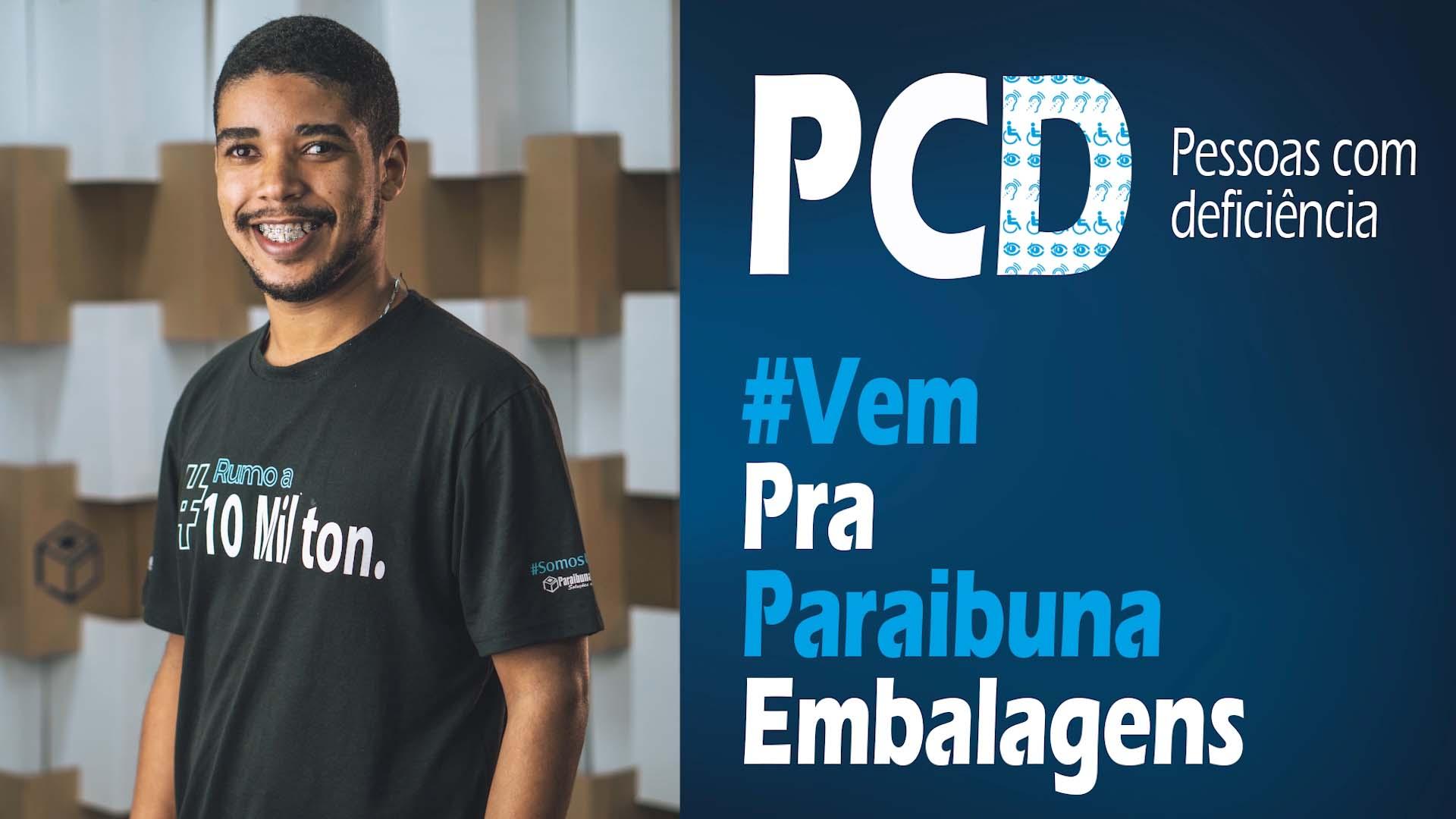 Campanha PCD – Depoimento Renderiker.